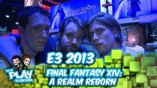 Gronkh und Sarazar auf der E3 2013: Let