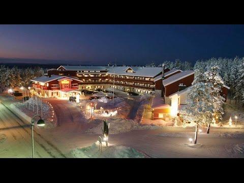 LAPLAND, Finland 10th - 14th Dec 2003