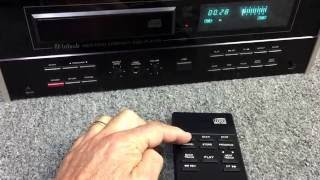 McIntosh HR2 Remote Control