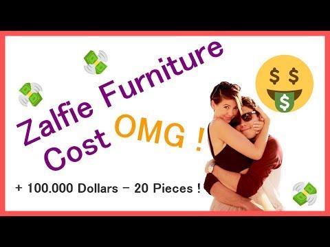 Zalfie Furniture : You Won't Believe How Much It Costs !!