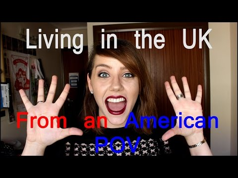 Top 5 Difficult and Amazing Things About Living Abroad in the UK