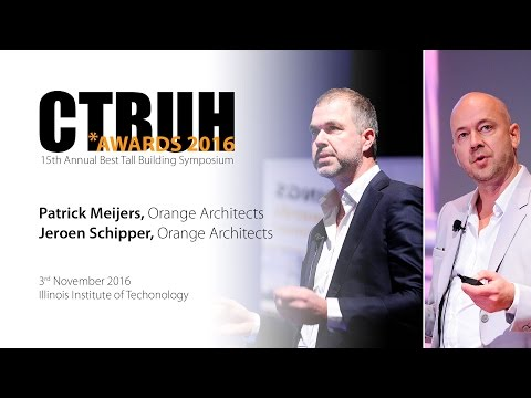 CTBUH 15th Annual Awards - Patrick Meijers & Jeroen Schipper, The Cube, Beirut