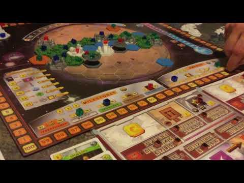 Terraforming Mars - 'Duration' - Part 5! - 'Game's End!' (Spacezone Episode 51) |