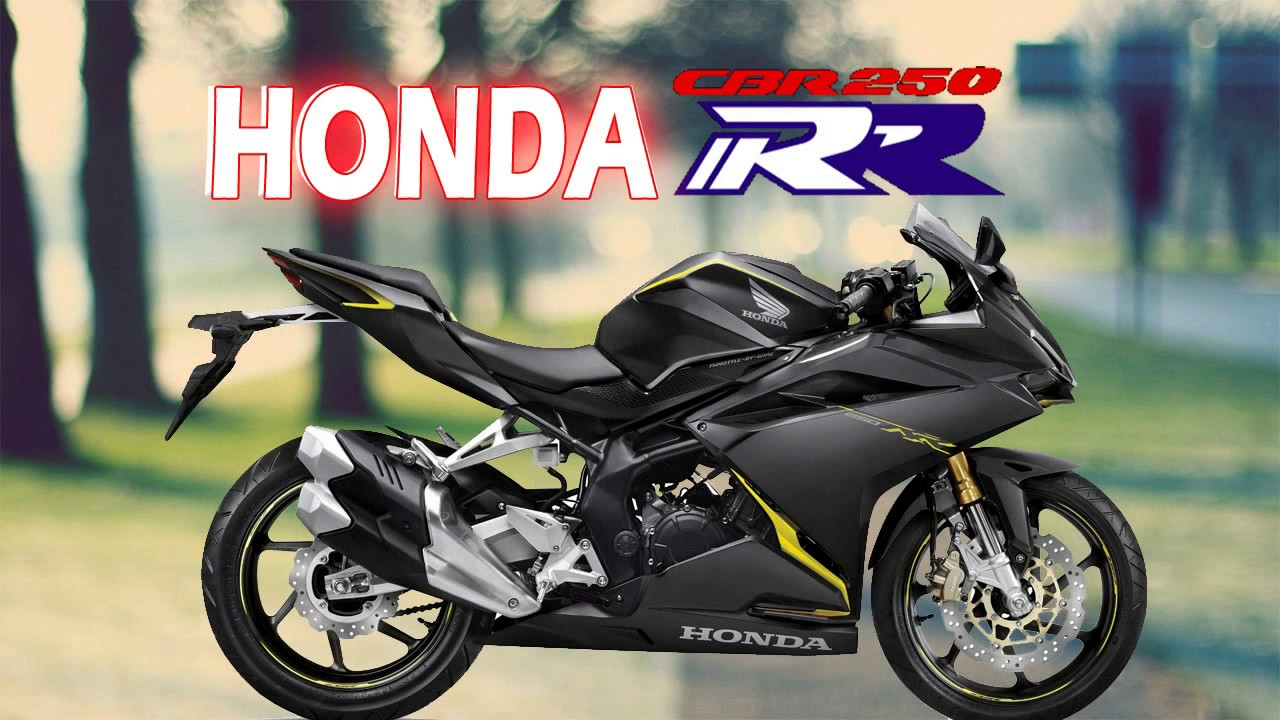 Honda Cbr250rr 2016 Max Speed Model Detail Price Youtube