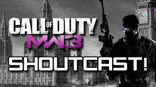 MW3 Shoutcast - Dueces the Douche! Episode 49