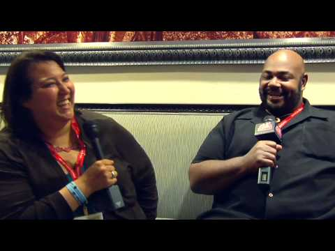 "SDCC '11 Going ""Balls Deep"" with The Cleveland Show's Kevin Michael Richardson"