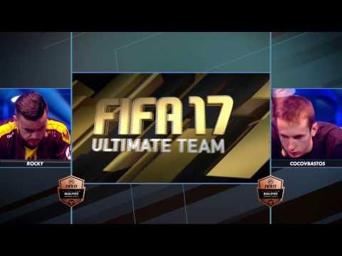 eChampionnat de France FIFA17 à l'Olympia