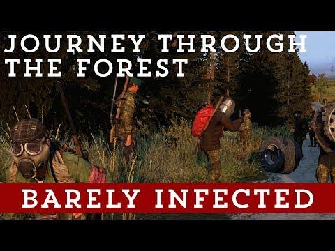 DayZ 0.62 - Journey Through The Forest - 1440p