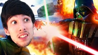IO SONO VOSTRO PADRE! - (Star Wars Battlefront) thumbnail