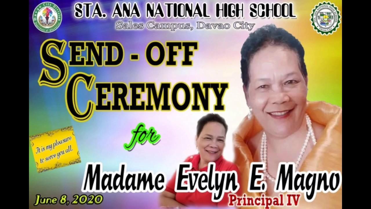 Sta. Ana National High School,  Davao City