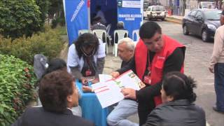 Gran Campaña de Salud Especializada para todos los Vecinos de Magdalena del Mar Francis Allison
