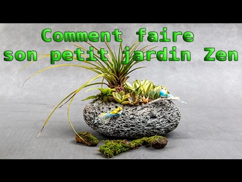 comment faire un petit jardin zen partie 3 youtube. Black Bedroom Furniture Sets. Home Design Ideas
