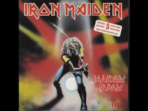 Maiden Japan. 5 Track E.P. Inc.