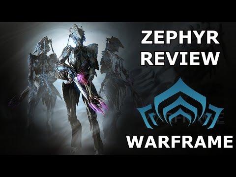 Warframe Reviews - Zephyr