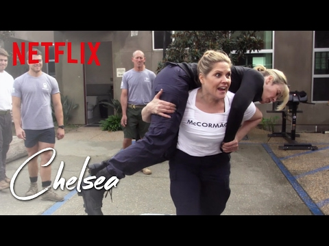 Chelsea Does a Navy SEAL Workout  Chelsea  Netflix
