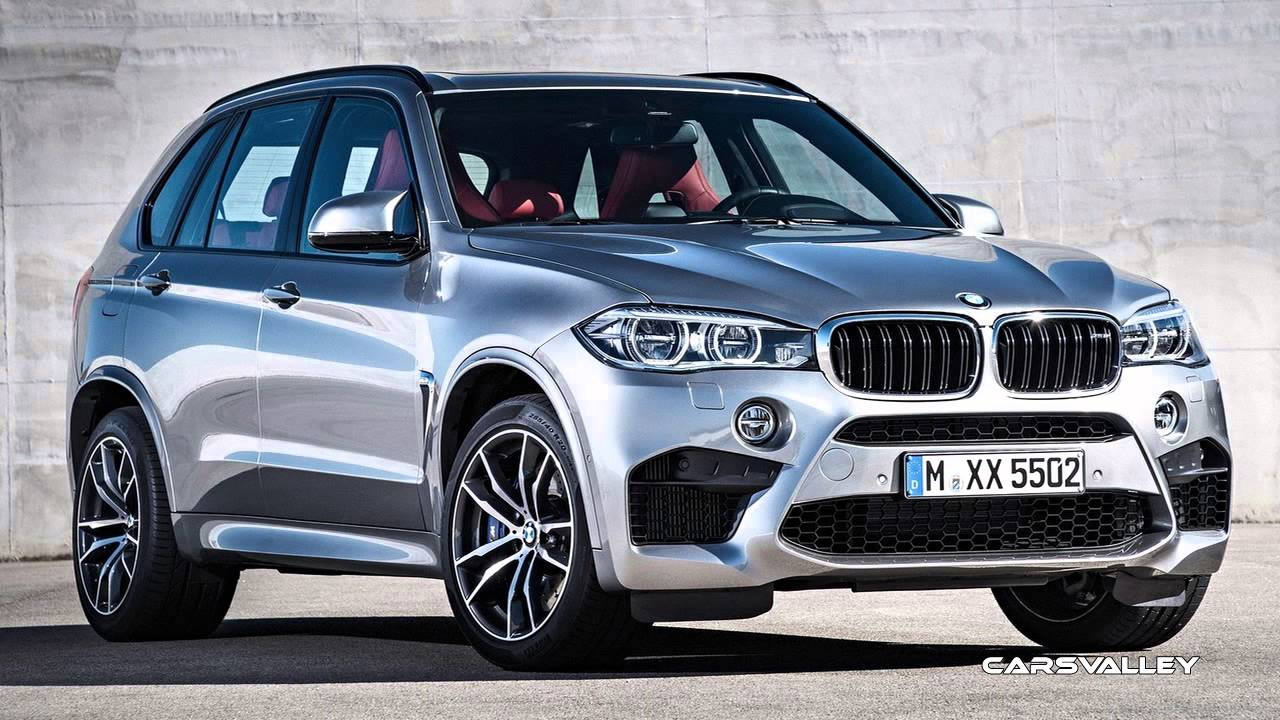 New Bmw X5 M 2016 You