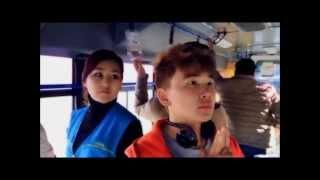 Автобусанд ацдуулав хошин [Funny Video Mongolia]