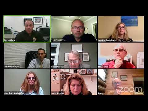 Lewisboro Town Board Meeting October 26 . 2020