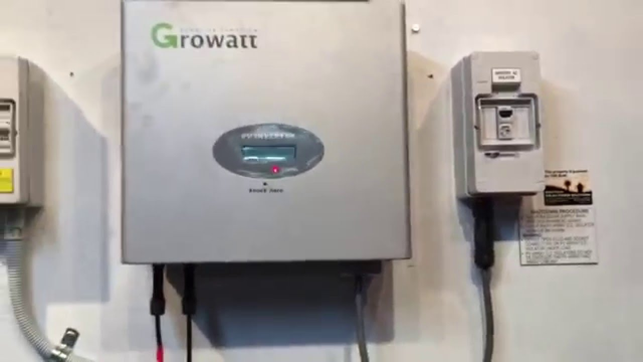 how to connect solar inverter to internet
