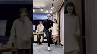 Youngjae, Wendy & Yerin dancing to Vibin tiktok challeng…