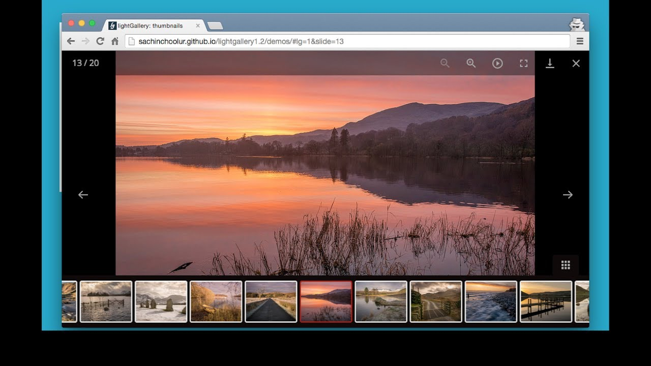 Image Gallery: jQuery, CSS, HTML and Javascript | jQuery ...