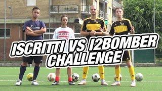 nike vs adidas challenge i2bombervsiscritti