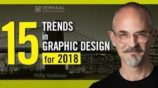 15 Trends in Graphic Design for 2018