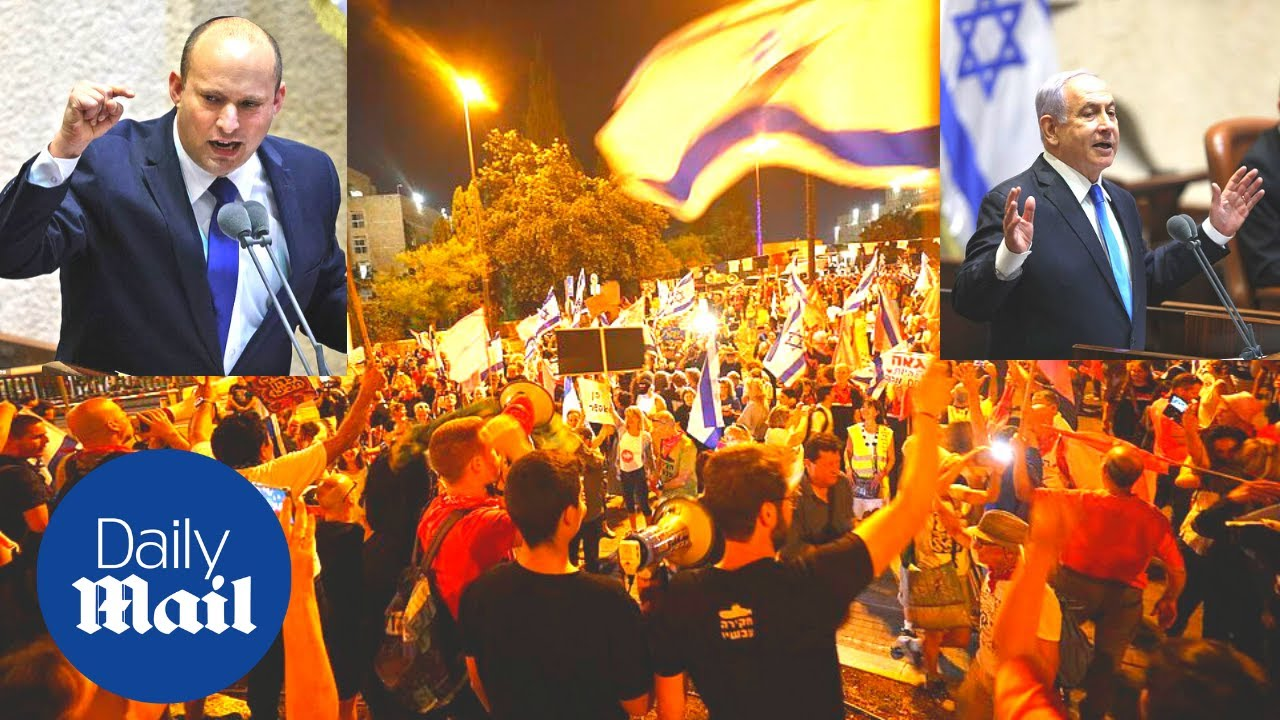Israel PM Netanyahu ousted: Ecstatic Israelis react to formation of new government