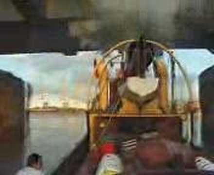 Steam Tug Portwey Steam Whistle