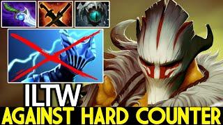 Nigma.ILTW [Juggernaut] Master Caŗry Against Hard Counter Dota 2