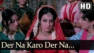Der Na Karo - Helen - Heera - Bollywood Songs - Lata Mangeshkar - Item Songs