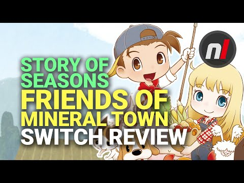Story of Seasons: Friends of Mineral Town Nintendo Switch Review  Is It Worth It?