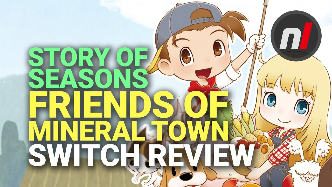 Story of Seasons: Friends of Mineral Town Nintendo Switch Review - Is It Worth It?