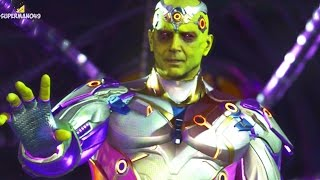 Injustice 2: Brainiac Breakdown! Combos, Setups & More - Injustice 2