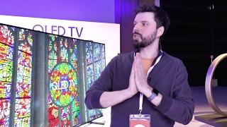 Смотрим на будущее телевизоров Samsung QLED