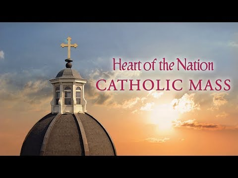 Catholic TV Mass Online April 5, 2020: Palm Sunday of the Lord's Passion