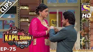 Sarla As Deepika Padukone's Tiny Clone  - The Kapil Sharma Show – 21st Jan 2017