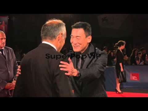 Tony Leung Ka Fai at Tai Chi 0 Premiere: 69th Venice Film...