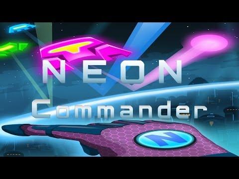 Neon Commander - Universal - HD Gameplay Trailer