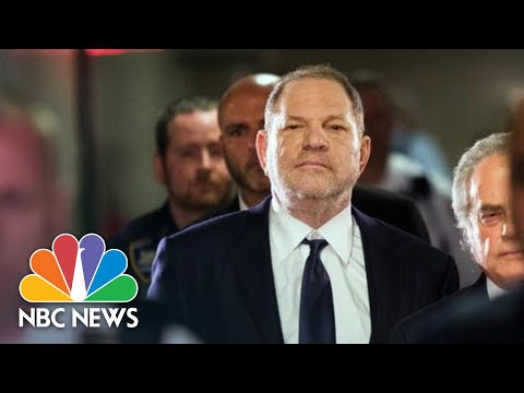 Timeline: The Fall Of Harvey Weinstein   NBC News NOW
