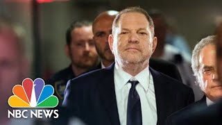Timeline: The Fall Of Harvey Weinstein | NBC News NOW