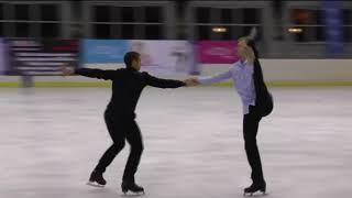 Marek KUDRIASZOW Jerzy SWINIARSKI Show Duo   Adult XI Puchar Lodzi Amatorow 2018