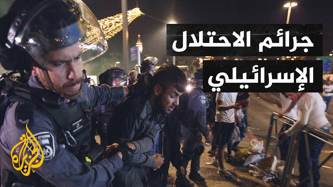 محافظ القدس: الاحتلال يرتكب جرائم تطهير عرقي وتهجير قسري  - نشر قبل 7 ساعة