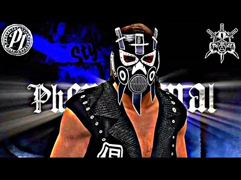 AJ STYLES EPIC MASK ATTIRE! (Osaka, Japan WWE Live Event September 2017) - WWE 2K17 PC Mods