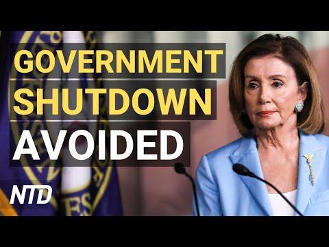 Congress Passes Bill To Avoid Gov't Shutdown; Conditions For Restaurants Worsened | NTD Busines