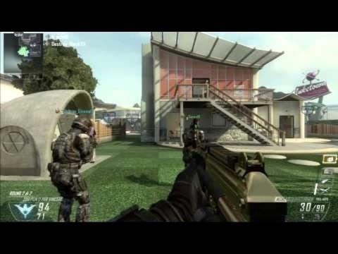 Call Of Duty: Black Ops 2   Bstaaard il Difensore!!
