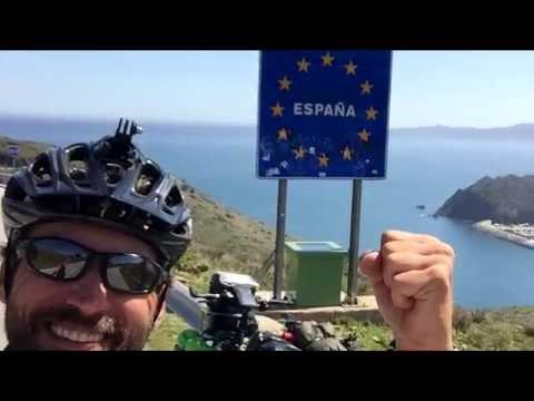Bicycle Tour Around Western Europe (HD 1080p)