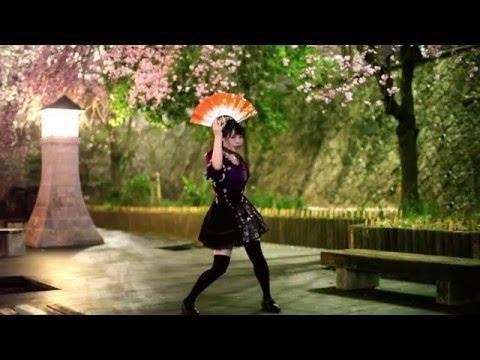 【足太ぺんた】トキヲ・ファンカ 踊ってみた【桜の下で】