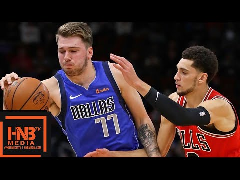 Dallas Mavericks vs Chicago Bulls Full Game Highlights | 11.12.2018, NBA Season