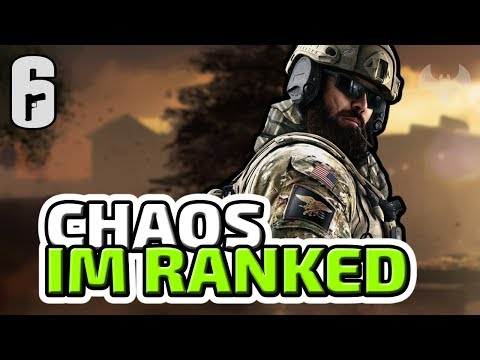 Chaos im Ranked - ♠ Rainbow Six Siege: Blood Orchid ♠ - Let's Play RBSS - Dhalucard